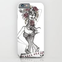 Lovely Death B/W iPhone 6 Slim Case