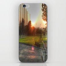 Sunset Golf iPhone & iPod Skin
