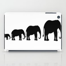 Follow the leader iPad Case