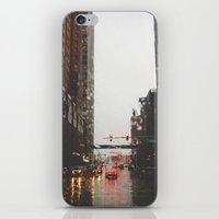 Griswold St - Detroit, M… iPhone & iPod Skin