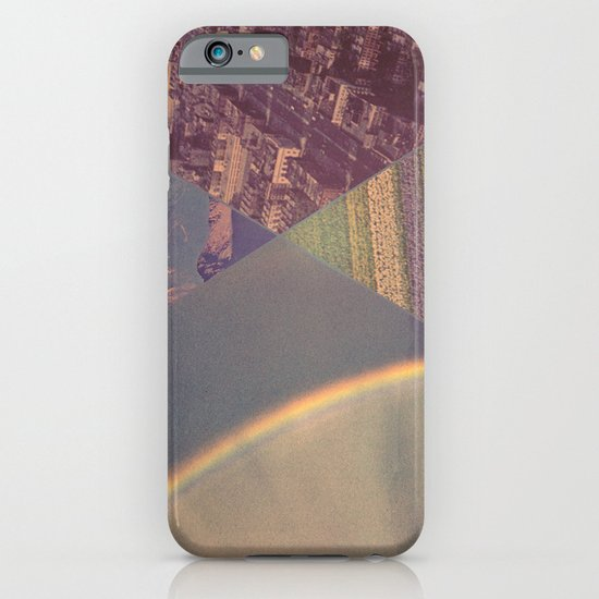 Worlds Collide iPhone & iPod Case