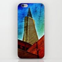 Trance America iPhone & iPod Skin