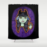 Mirth Shower Curtain