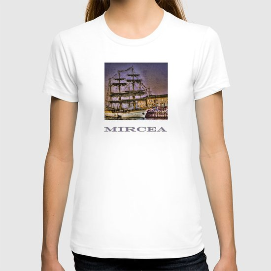 "Tall Ship ""Mircea"" T-shirt"