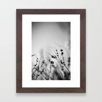 Autumn Wreckage  Framed Art Print