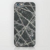 Sparkle Net Black iPhone 6 Slim Case