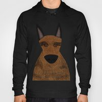 Dog - German Shepherd 2 Hoody