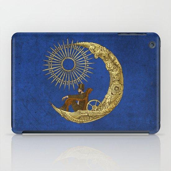 Moon Travel (Colour Option) iPad Case