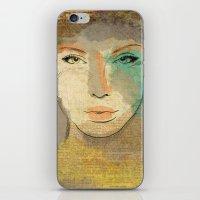 Agata iPhone & iPod Skin