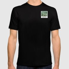 Polaroid   SMALL Mens Fitted Tee Black