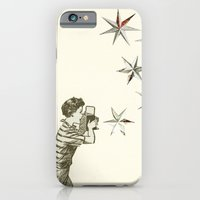 iPhone & iPod Case featuring Shutterbug by Cassia Beck