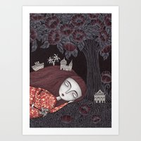 Tree Of Forever Dreams Art Print