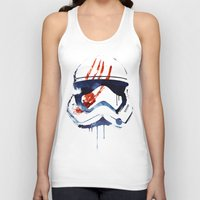 Bloody Memories Unisex Tank Top