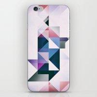 thlysh iPhone & iPod Skin
