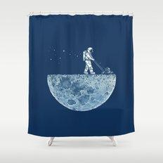 Mown Shower Curtain