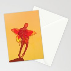 You Should Treat Your Muse Like A Fairy Stationery Cards
