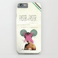 Faster & Faster | Collag… iPhone 6 Slim Case