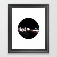 Unsolicited Reminder : T… Framed Art Print