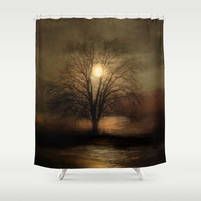 Beautiful inspiration shower curtain by viviana gonzalez Nature inspired shower curtains
