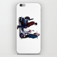 Jimmy Casual iPhone & iPod Skin