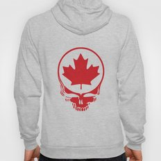 Canadian Steal Your Face (variation #2) Hoody