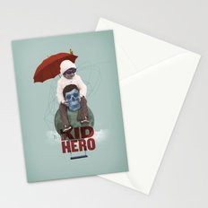 KID HERO Stationery Cards