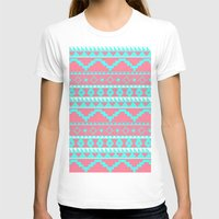 aztec T-shirts featuring AZTEC by Acus