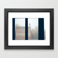 And On The Sixth Day, It… Framed Art Print