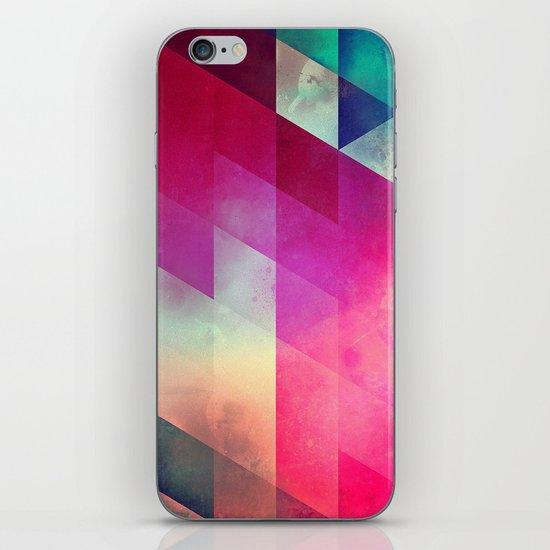 byy byy july iPhone & iPod Skin