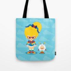 Rainbow Brite  Tote Bag