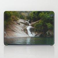 Swimming Hole iPad Case