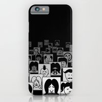 iPhone & iPod Case featuring SF Guess Who? by Superfried