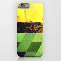 iPhone & iPod Case featuring volcano by Laura Moctezuma