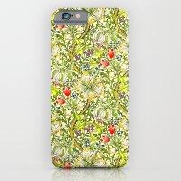 Golden Lily Design iPhone 6 Slim Case