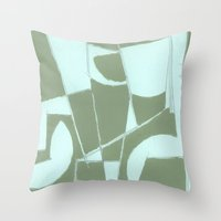 acrylic Throw Pillow