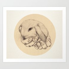 Organic VIII Art Print