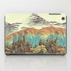 The Unknown Hills in Kamakura iPad Case