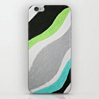 Magic River iPhone & iPod Skin