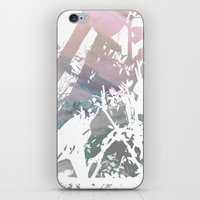 Colors Between And Throu… iPhone & iPod Skin