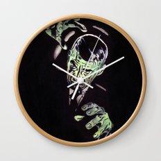 Gruesome Wall Clock