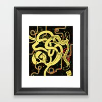 Zero Gravity Framed Art Print