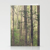 A Quiet Walk Stationery Cards