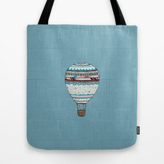 Candy Balloon Tote Bag