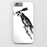 iPhone & iPod Case featuring The Experimetal Artist by pigboom el crapo