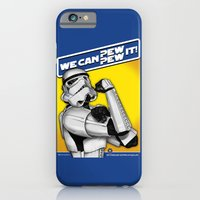 Stormtrooper: 'WE CAN PEW-PEW IT!' iPhone 6 Slim Case