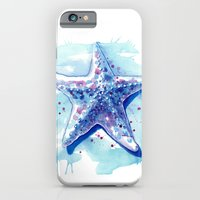iPhone & iPod Case featuring Starfish Waters I by Sam Nagel