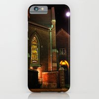 Stained Glass Starry Nig… iPhone 6 Slim Case