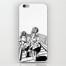 Japanese School Girls  iPhone & iPod Skin