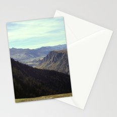 Top of the gondola Stationery Cards
