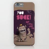 You Suck! iPhone 6 Slim Case